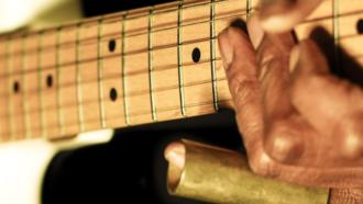 guitar neck bar slider